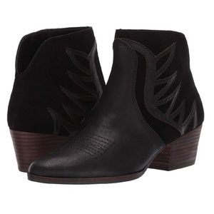 NWT Lucky Brand Black Bootie